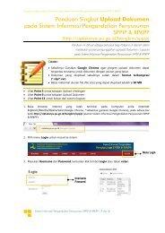 dowload panduan upload dokumen - Ditjen Cipta Karya