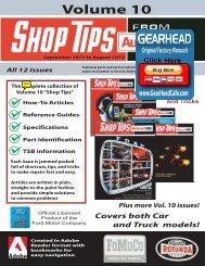 DEMO - Ford Shop Tips - Volume 10 - ForelPublishing.com