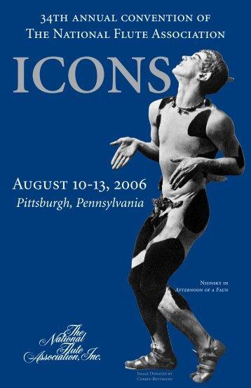 August 10-13, 2006 - National Flute Association