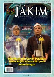 Qari Mesir dan Qariah Pakistan Johan Majlis Tilawah Al-Quran ...