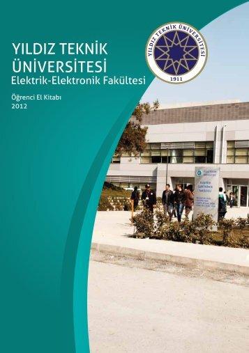YILDIZ TEKNİK ÜNİVERSİTESİ - Yıldız Teknik Üniversitesi