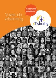 Vozes do eTwinning
