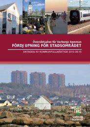 Översiktsplan Varbergs kommun