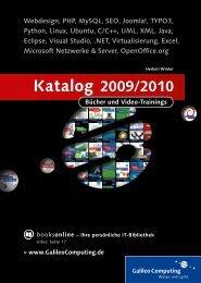 Katalog 2009/2010