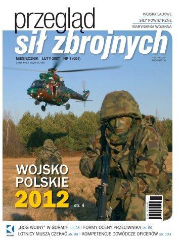 wersja elektroniczna czasopisma - Wojskowy Instytut Łączności
