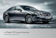 09 - CLS_Tarifs - Sitesreseau.mercedes.fr - Mercedes-Benz France