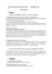 AG-PME/PMI - Lycée Maurice Ravel