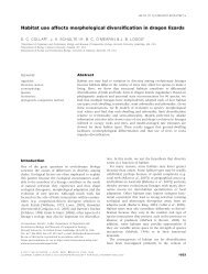 Collar et al. 2010.pdf - Department of Organismic and Evolutionary ...
