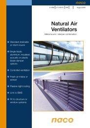 Link to Natural Air Ventillation