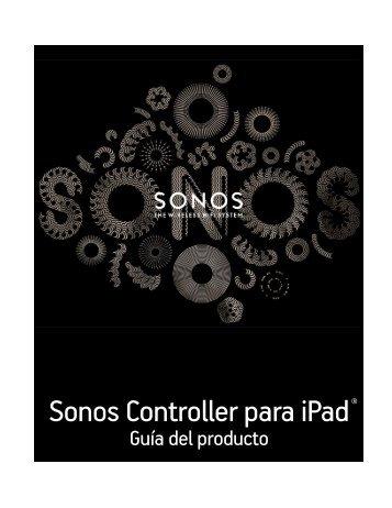 Sonos Controller para iPad - Almando