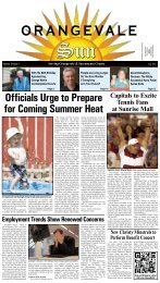Volume 2 Issue 7 - July, 2011 - Orangevale Sun