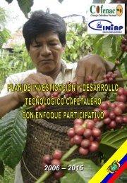 Plan de Investigación y Desarrollo Tecnológico Cafetalero
