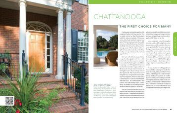 Real Estate - Chattanooga Area Chamber of Commerce