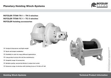 ABC Winch User Instructions - Ritelite (Systems) Ltd