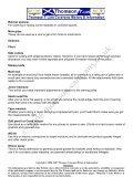 Caravan Toolbox SPARES - Thomson Caravans - Page 3