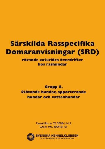 grupp 8 - Svenska Kennelklubben