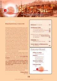 24 seven myths in bibliometrics - ISSI