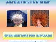 elettricita' statica - Currarini.eu