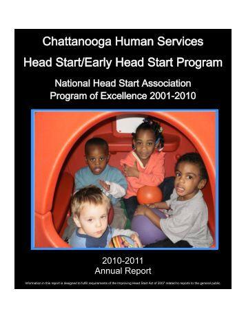 Chattanooga Human Services Head Start/Early Head Start Program