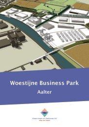 Woestijne Business Park - Waterwegen en Zeekanaal
