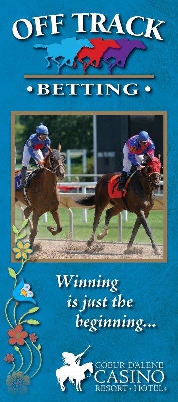 Winning is just the beginning... - Coeur d' Alene Casino