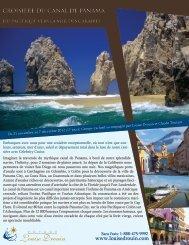 croisière du canal de panama - Agence voyage Louise Drouin