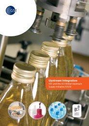 Upstream Integration - GS1