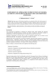 Comparison of approaches to prevention of injuries, accidents and ...