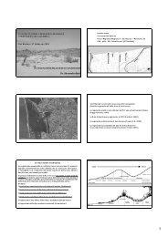La vegetazione delle dune di San Rossore - Archivio Rete Poli