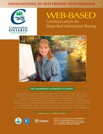 report - Conservation Ontario