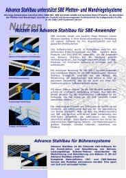 SBE Vertriebs GmbH und Ayrshire Metal Products nutzen ... - Graitec