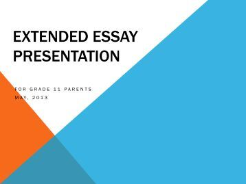 50 excellent extended essays history 50 more excellent extended essays 2 the early development of football in san josé, costa rica as a reflection of the ongoing social and political disputes.