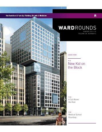 Download PDF - Ward Rounds - Northwestern University