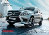 Preisliste GL-Klasse - Autostern