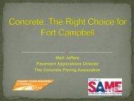 Concrete - American Concrete Pavement Association