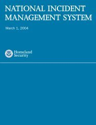 National Incident Management System - Arizona Division of ...