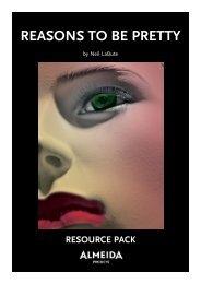 Reasons To Be Pretty by Neil LaBute - Almeida Theatre