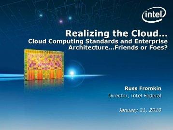 Cloud Standards - Digital Government Institute