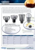 Professional dimmable LED lights - Eminent - Page 2