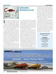 nortH Water Quick release sea link - Wavelength Paddling Magazine