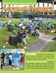 Miami River Commission Annual Report 2009