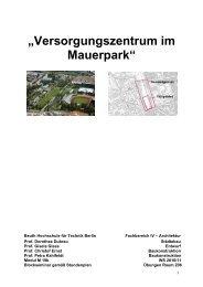 Vollständige Aufgabe in PDF - Beuth Hochschule für Technik ...