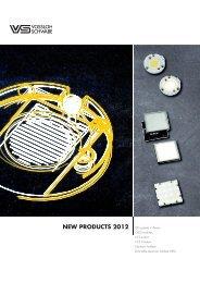 New Products - Vossloh Schwabe