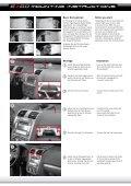 MOUNTING INSTRUCTIONS GOLF V - Zenec - Page 2