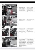 MOUNTING INSTRUCTIONS GOLF V - Zenec - Page 3