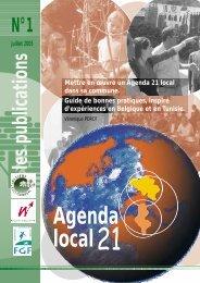 Agenda 21 local - FGF