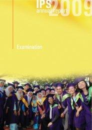 Examination - Institute of Graduate Studies - USM
