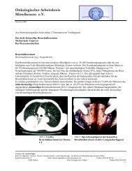 Onkologischer Arbeitskreis Mittelhessen e.V.