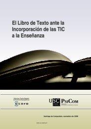 Libro de texto tic enensenanza
