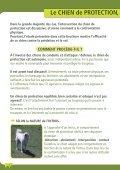 La protection des troupeaux : fonctionnement ... - Pays de l'ours - Page 6
